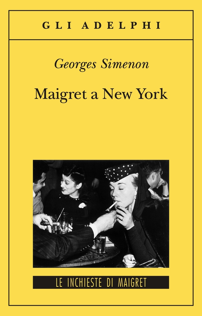 libri su New York Simenon