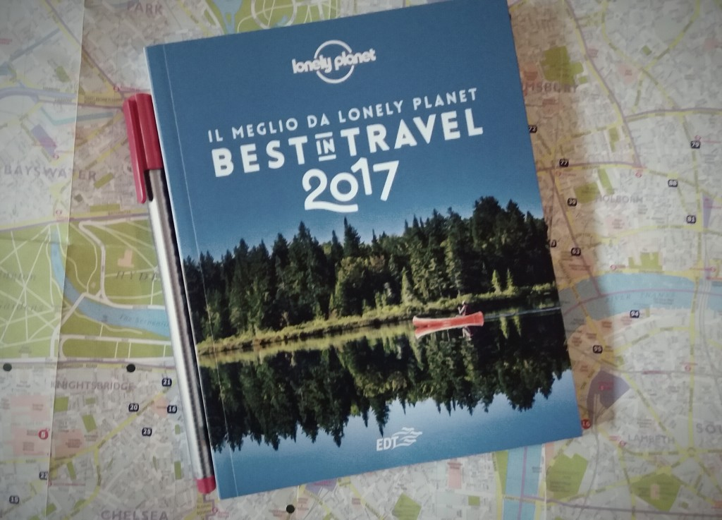 Guida Lonely Planet Best in Travel 2017